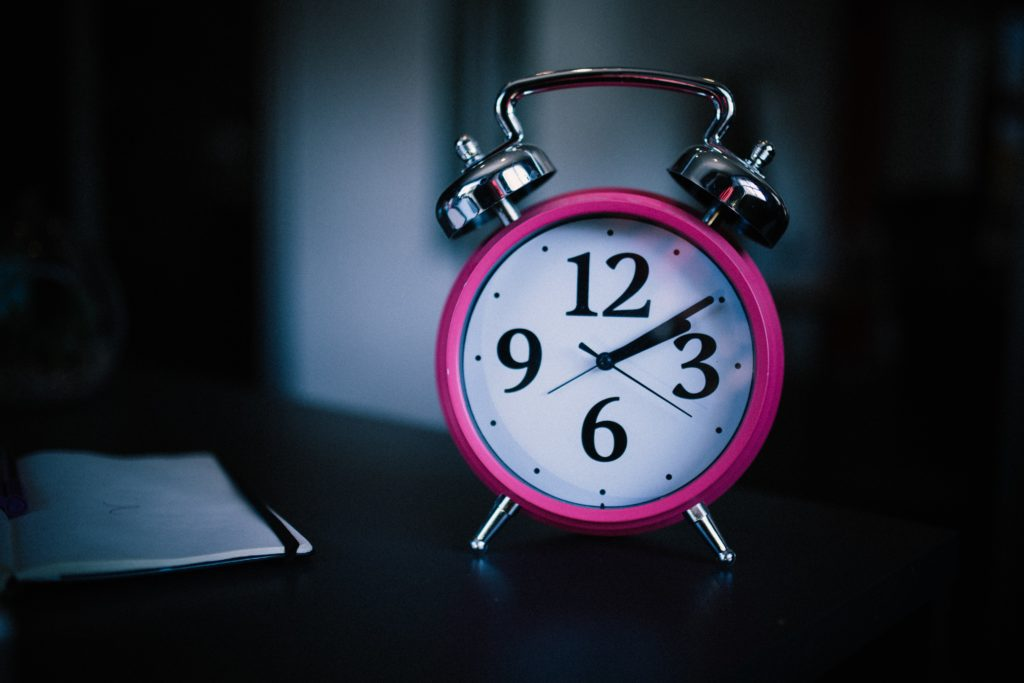 夜はぐっすり眠れ、朝はすっきり起きられる!