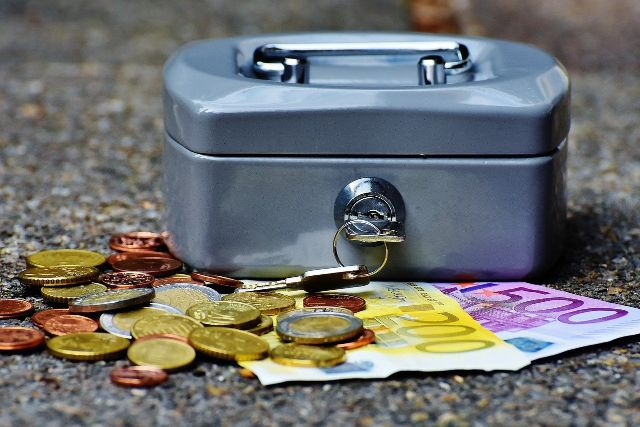 内容①お金を安全に持っておく方法